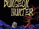 Dungeon Hunter MSX Title Screen 1