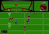 Joe Montana Football Genesis Use the passing window to direct your pass