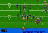 Joe Montana Football Genesis Sacked the quarterback in his own end zone