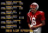 Joe Montana Football Genesis Game summary