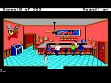 Leisure Suit Larry in the Land of the Lounge Lizards TRS-80 CoCo In the bar