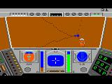 Rescue on Fractalus! TRS-80 CoCo Rescuing a pilot