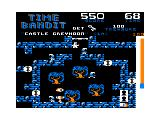 Time Bandit TRS-80 CoCo One of the Fantasy worlds...