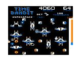 Time Bandit TRS-80 CoCo One of the Space worlds...