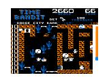 Time Bandit TRS-80 CoCo One of the Western worlds...