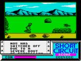 Short Circuit ZX Spectrum Manic depression's touching my soul