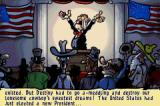 Lucky Luke: Wanted! Game Boy Advance Intro: Lucky Luke thought that he and his town can finally enjoy some peace but then a new president...