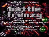 Battle Frenzy SEGA CD alternate title screen for German release