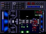 Battle Frenzy SEGA CD facing the first enemy
