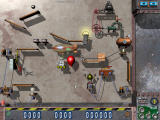Crazy Machines: The Wacky Contraptions Game Windows A view of a few of the numerous objects