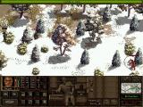 Jagged Alliance 2: Unfinished Business Windows In game - combat mode (shooting a guy).