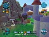 Worms 4: Mayhem Windows In my days, we didn't have sentry guns..