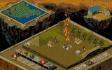 Populous II: Trials of the Olympian Gods DOS Casting a Fire Column