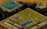 Populous II: Trials of the Olympian Gods DOS Poseidon wrecking havoc!