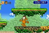 Garfield: The Search for Pooky Game Boy Advance Watch out for oily surfaces because they are slippery