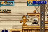 Garfield: The Search for Pooky Game Boy Advance Use a newspaper to squish the spiders