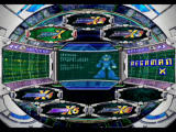 Mega Man X Collection GameCube Game Select Screen - Battle & Chase not unlocked yet!