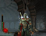 Legacy of Kain: Defiance Windows Kain stares back at you