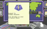 Global Commander Atari ST No use having one nation starve and another become overweight