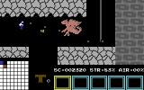 Hero of the Golden Talisman Commodore 64 Dragons can take a lot of damage