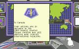 Global Commander Atari ST Blame them for being attacked? Yea, why not?