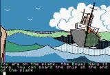 Mindshadow Apple II Rescued by the Royal Navy!