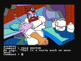 Mindshadow PC Booter The ships doctor (CGA with composite monitor)