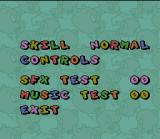 Porky Pig's Haunted Holiday SNES Options