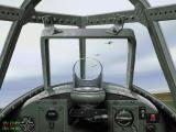 European Air War Windows P-47C cockpit