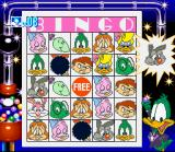 Tiny Toon Adventures: Buster Busts Loose! SNES Plucky Duck's Go-Go Bingo - One of a bonus games