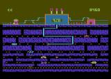 Oil's Well Atari 8-bit Don't let the critters attack your pipe!