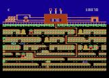 Oil's Well Atari 8-bit Winding your way through the passages to collect oil