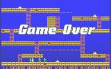 Lode Runner Atari ST Game Over