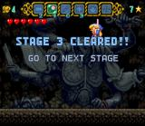 Magical Pop'n SNES Stage Clear!