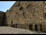 Jerusalem: The Three Roads to the Holy Land Windows Wailing Wall