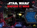 Star Wars: Empire at War Windows Main Menu