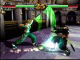 SoulCalibur Dreamcast Nunchakus have a reach if you know how to use them