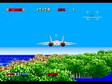 After Burner II SEGA 32X Stage 1