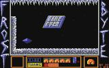 Frost Byte Atari ST Game over