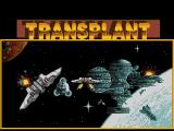 Transplant Amiga Title screen