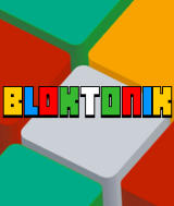 Bloktonik J2ME Title Screen