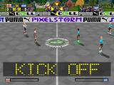 Puma Street Soccer PlayStation A bit like basketball