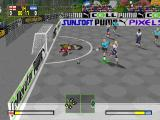 Puma Street Soccer PlayStation A diving save