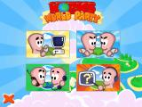 Worms World Party Windows Main menu