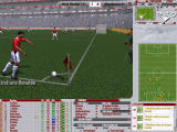 PC Fútbol 2006 Windows Corner kick