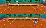Tennis Cup 2 Atari ST Point to me