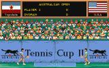 Tennis Cup 2 Atari ST Keep it clean - no, wait, wrong sport