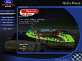 Ford Racing Windows Track Selection
