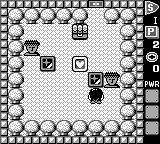 Adventures of Lolo  Game Boy The first rooms aren't too difficult