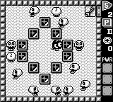 Adventures of Lolo  Game Boy Lots of skulls (Japanese version)